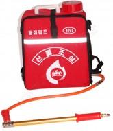 backpack pump A