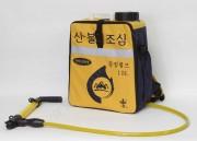 backpack piston pump D