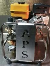 high presure pump set