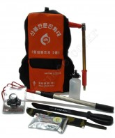 extinguishment equipment set