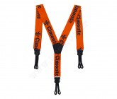 Chainsaw Trousers Braces